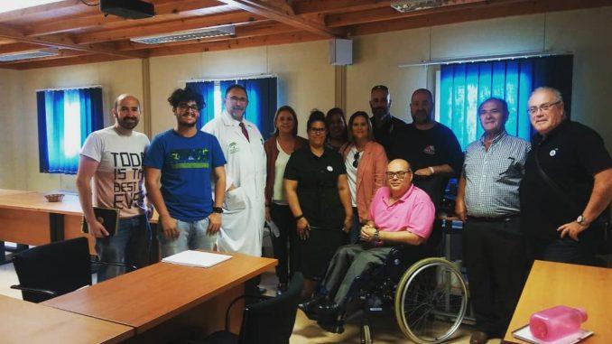 Reunión Hospital Punta de Europa - Cooperación Mutua